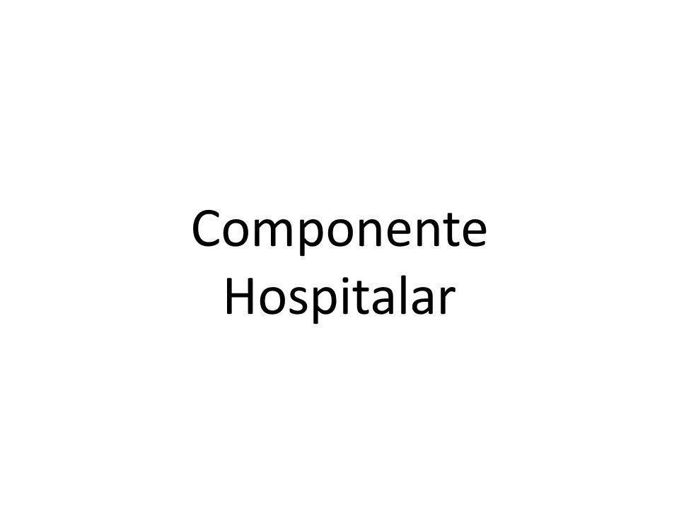 Componente Hospitalar
