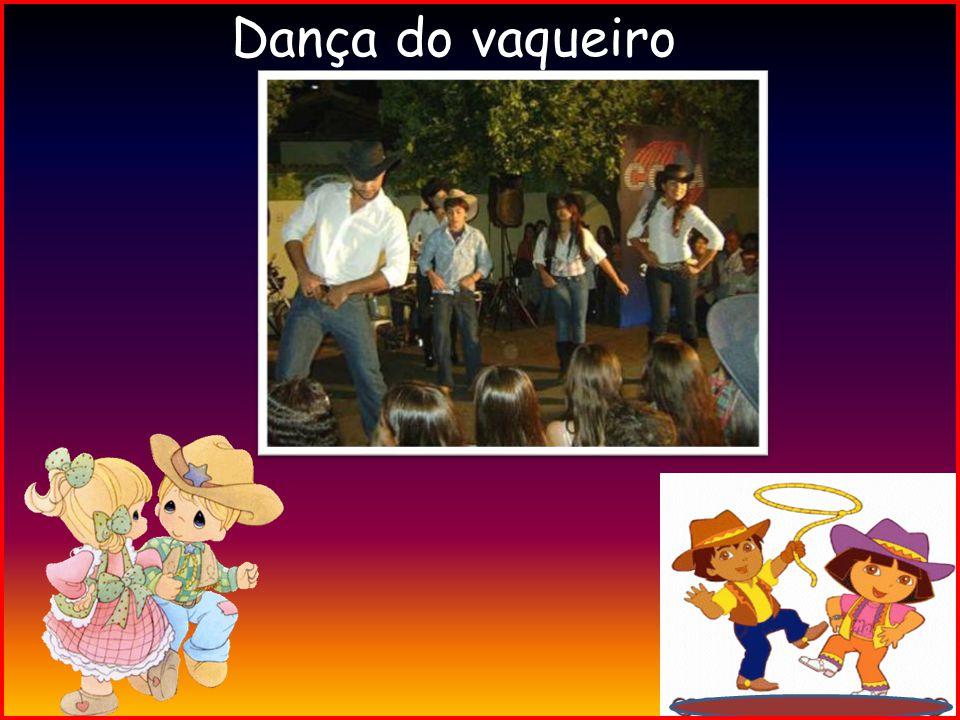 Dança do vaqueiro