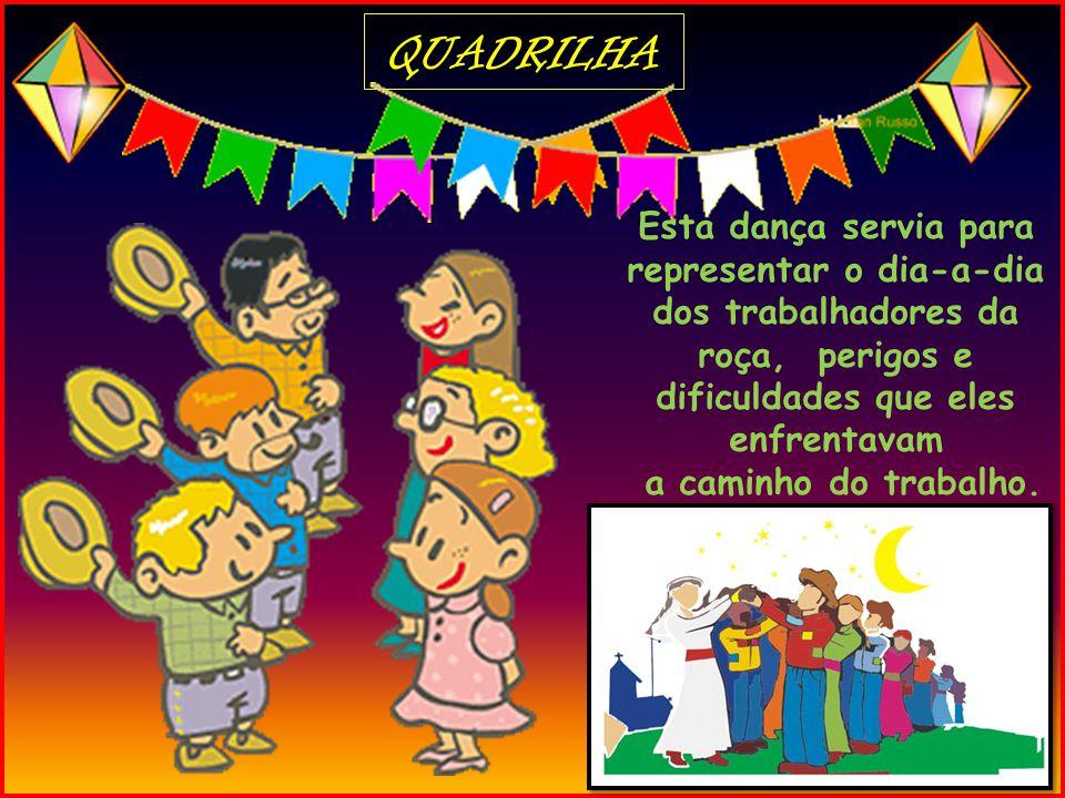 Esta festividade foi trazida para o Brasil pelos portugueses, ainda durante o período colonial.