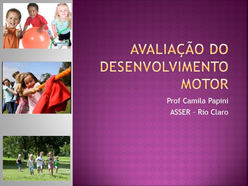 Prof Camila Papini ASSER – Rio Claro