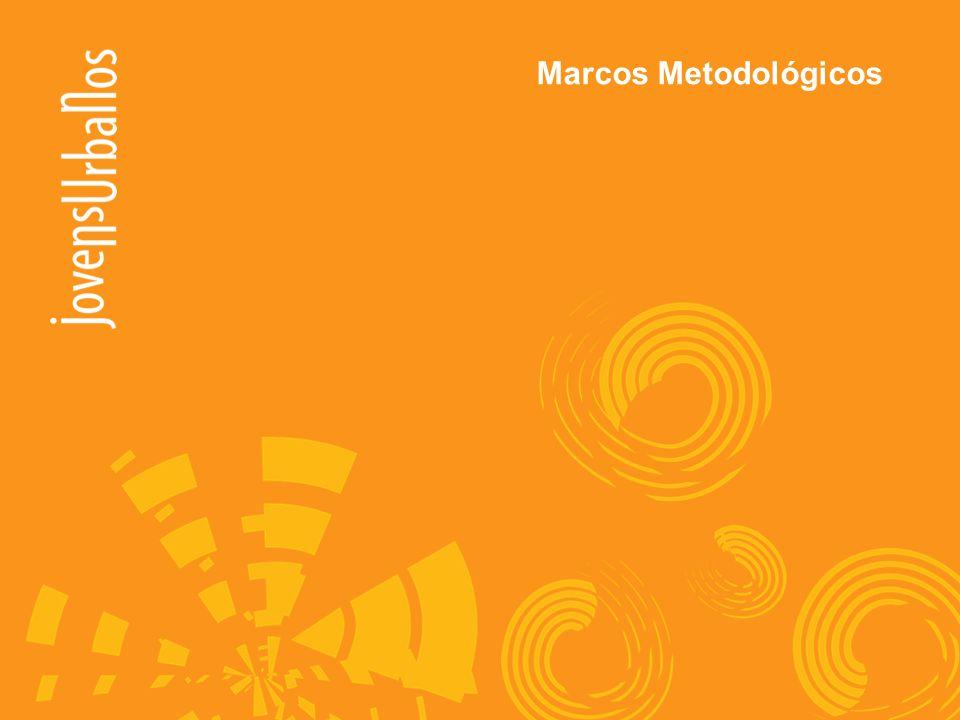 Desenvolvimento integral Gerar oportunidades de formação aos jovens Formação humana ancorada na ampliação do repertório social, político e cultural Programa-rede Estado Comunidade Mercado Expressão Exploração Produção Experimentação Participação e Cidadania Inserção produtiva Linguagens de arte, Multimeios, Comunicação e Tecnologia, Intervenção Urbana e Meio Ambiente, Chão de fábrica e empreendedorismo na Economia Criativa