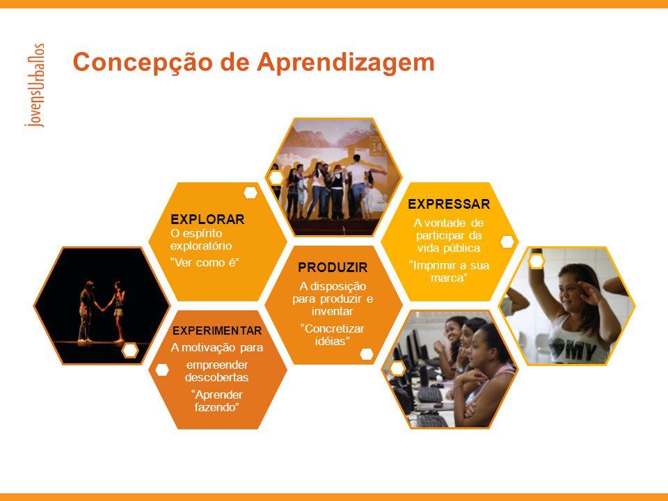 Metodologias de avaliação do programa Jovem ONG Parceiros Jovem ONG Parceiros Programa Jovens Urbanos Formação ampliada Avaliação de Impacto (quanti) Resultado (quali e quanti) Diagnóstico e Processo (quali e quanti) Avaliação