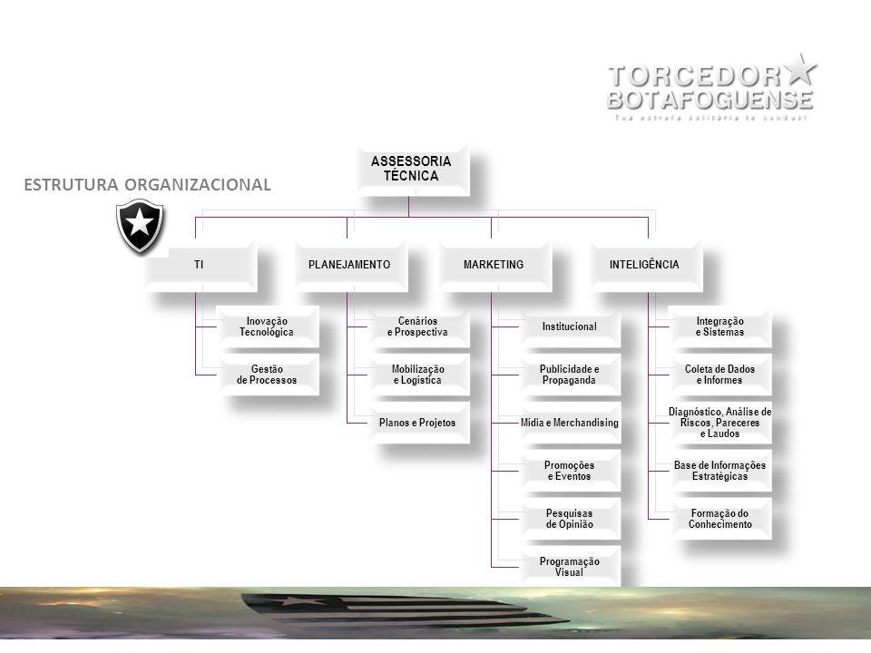 Cenários e Prospectiva Cenários e Prospectiva 29 ASSESSORIA TÉCNICA Institucional Mobilização e Logística Mobilização e Logística Publicidade e Propag