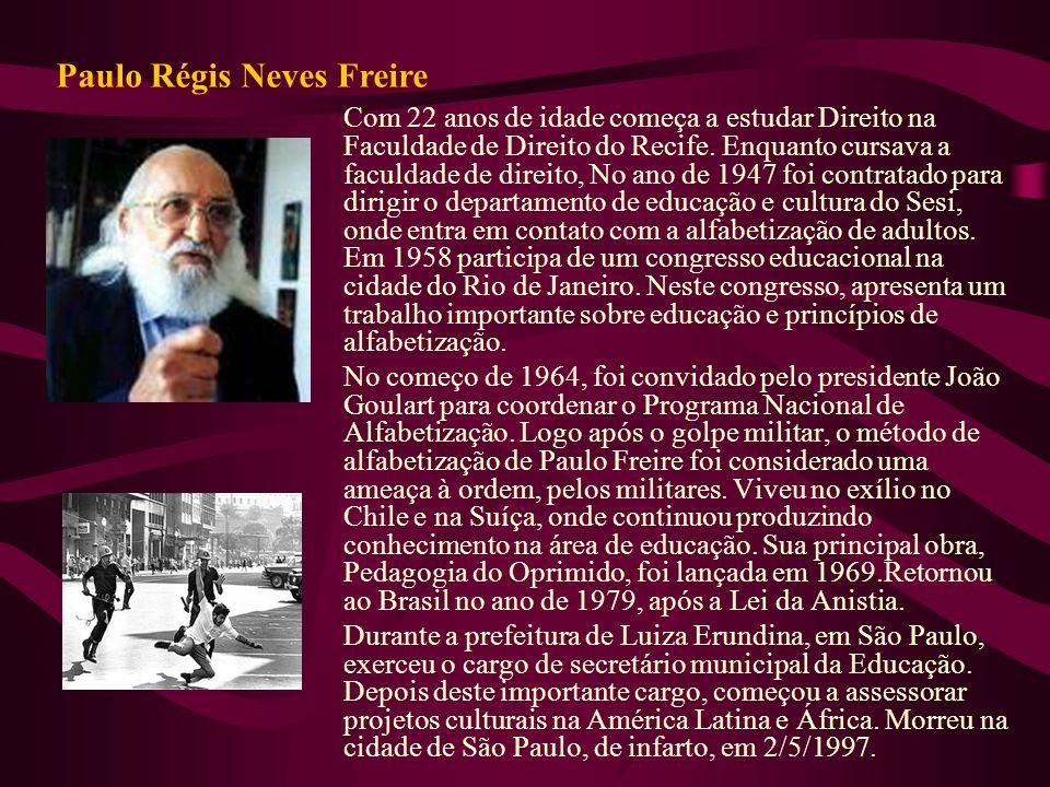 Com 22 anos de idade começa a estudar Direito na Faculdade de Direito do Recife. Enquanto cursava a faculdade de direito, No ano de 1947 foi contratad