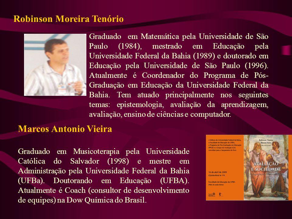 Graduado em Matemática pela Universidade de São Paulo (1984), mestrado em Educação pela Universidade Federal da Bahia (1989) e doutorado em Educação p