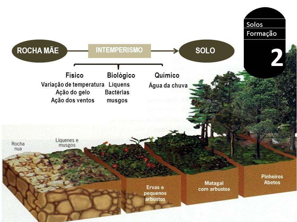 Solos Agricultura 5  Aração -> consiste em revolver a camada superficial e compactada do solo, para aumentar a quantidade de ar, deixando a terra mais fofa e facilitando a permeabilidade.