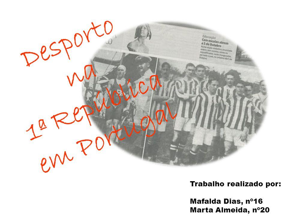 Trabalho realizado por: Mafalda Dias, nº16 Marta Almeida, nº20
