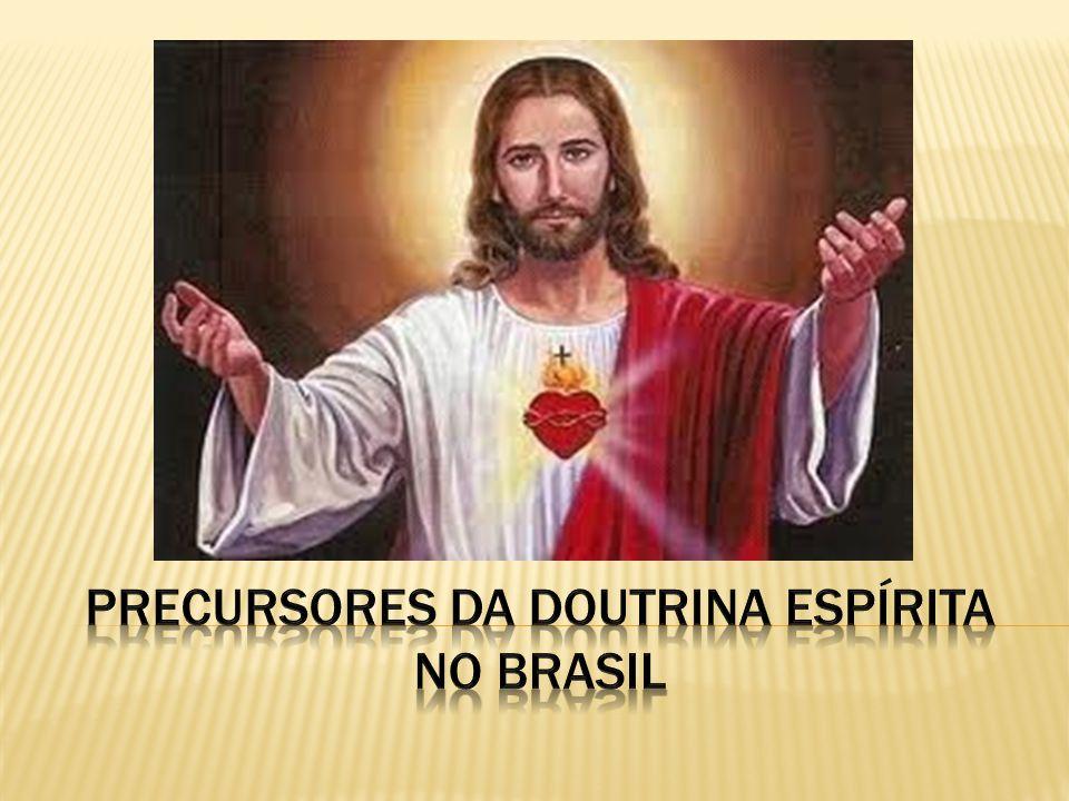 Em 1845 são registradas as primeiras manifestações espíritas no Brasil, no distrito de Mata de São João.