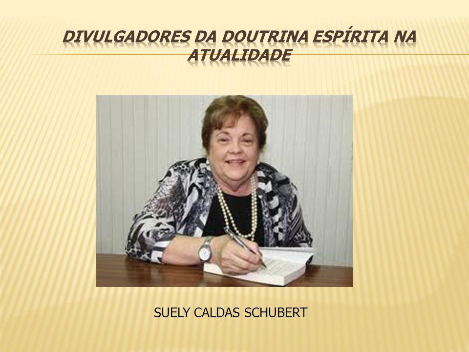 SUELY CALDAS SCHUBERT