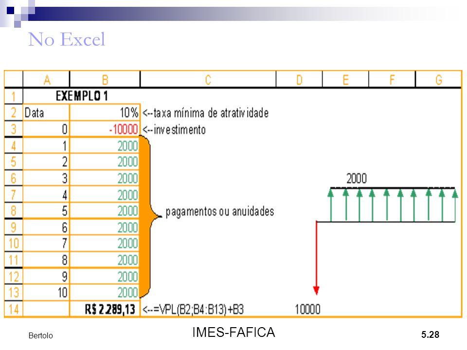 5.28 IMES-FAFICA Bertolo No Excel