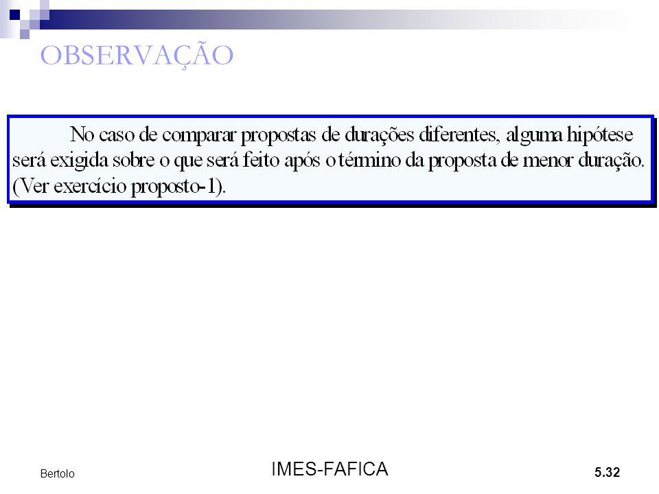 5.32 IMES-FAFICA Bertolo OBSERVAÇÃO