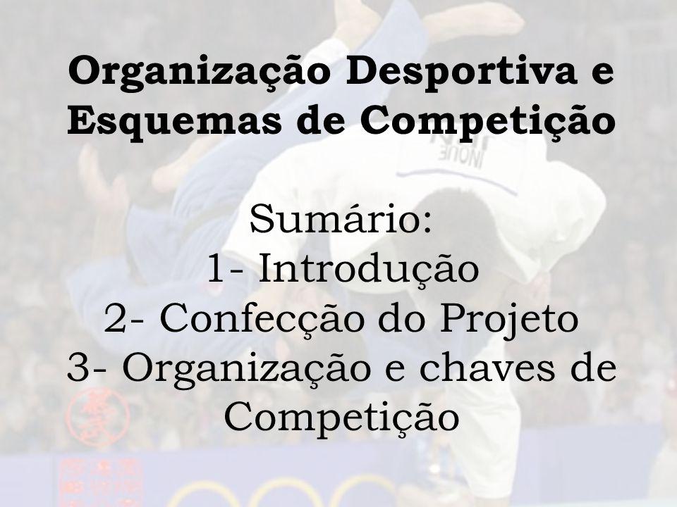 1- Introdução O objetivo desta apresentação é orientar aos candidatos à promoção de Dan no que diz respeito às normatizações organizacionais nos eventos de judô