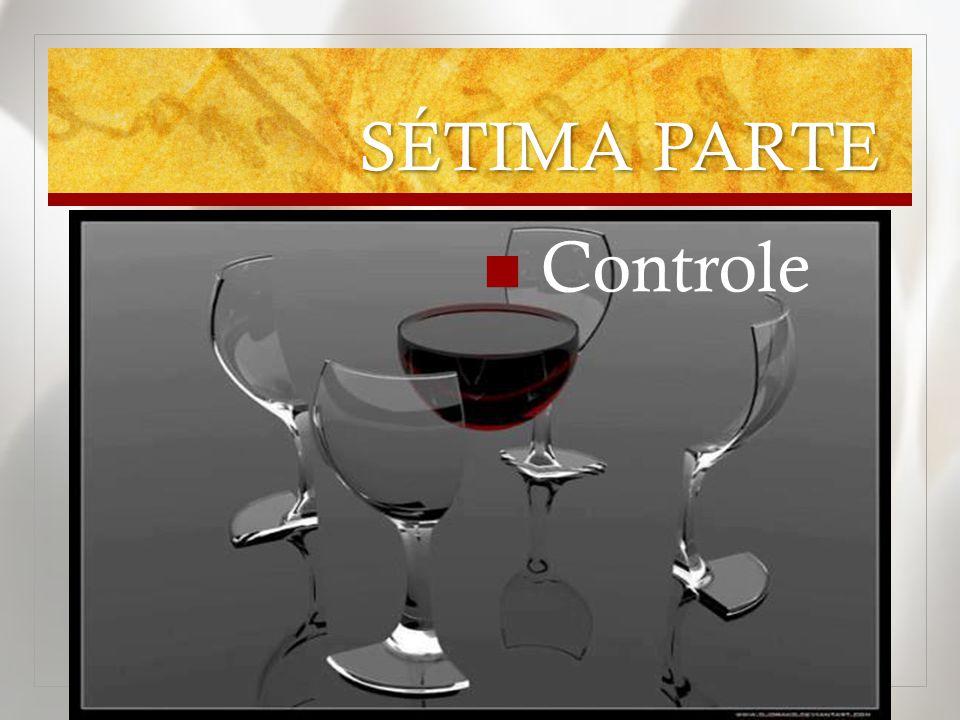 SÉTIMA PARTE  Controle