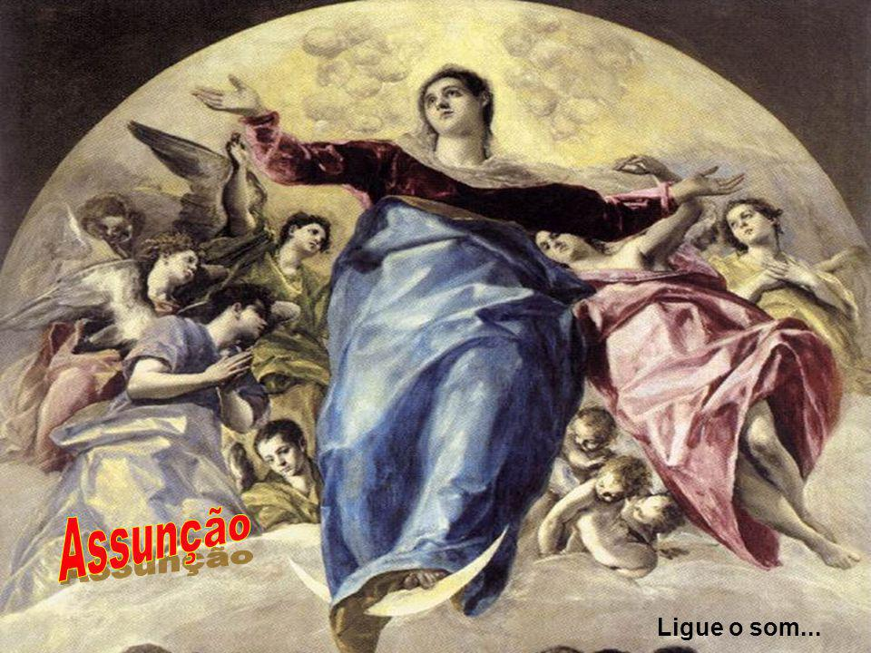 + Minha alma glorifica o Senhor... - O CÂNTICO DE MARIA descreve o programa de Deus, que ele começou a realizar desde o início, que prosseguiu em Maria e que cumpre agora na Igreja.