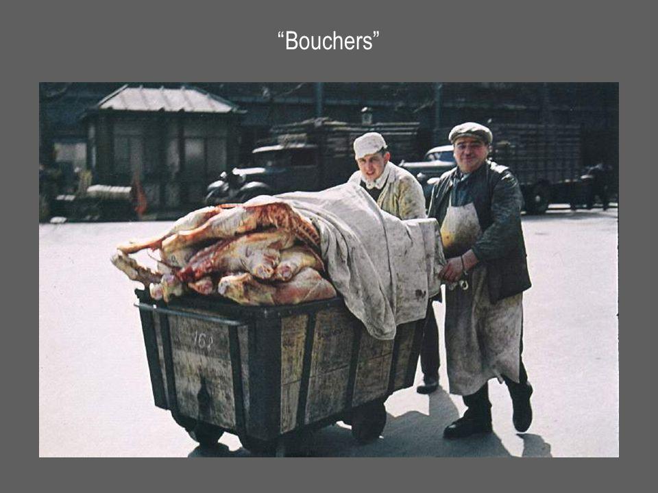 """Bouchers"""