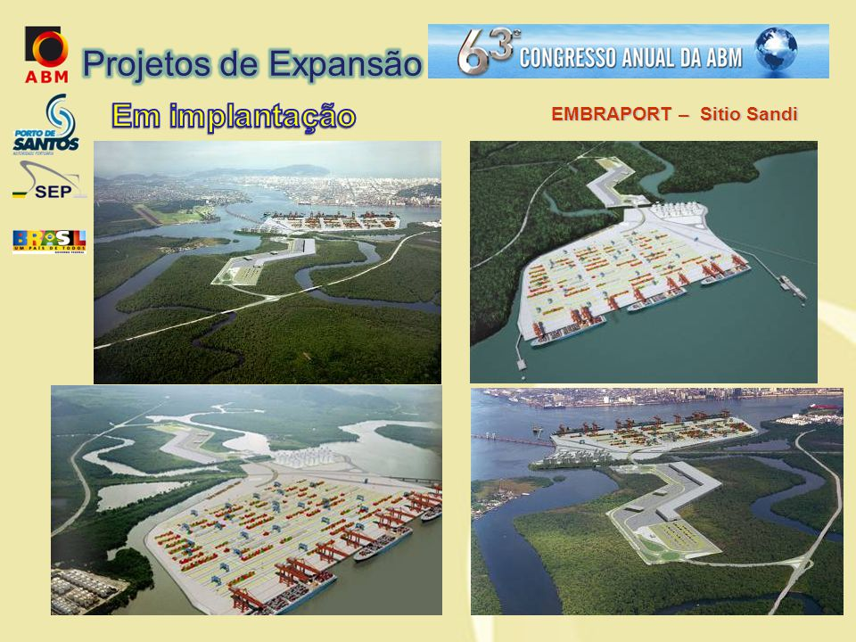 EMBRAPORT – Sitio Sandi