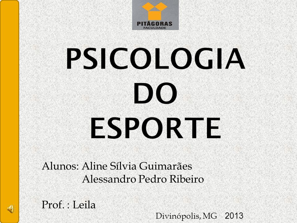 Alunos: Aline Sílvia Guimarães Alessandro Pedro Ribeiro Prof. : Leila Divinópolis, MG 2013