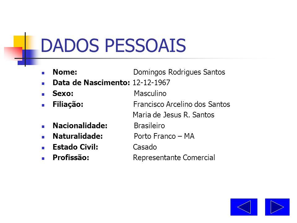 DADOS DA EMPRESA  Nome: Suprinorte Representações S/C  Endereço: Rua Maranhão n° 55 Lt. 06 Qd.Y  CEP: 77818-240 CX Postal:72  Telefone: (63) 3415-