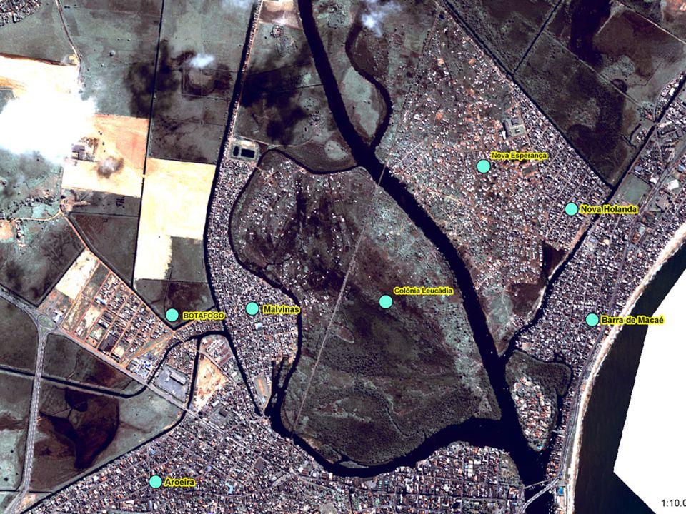 Sistema GEO-MACAÉ / Julho - 2006