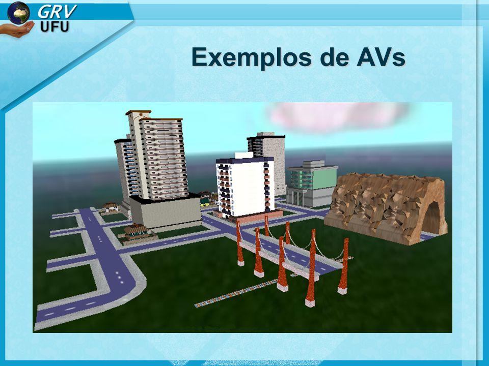Exemplos de AVs