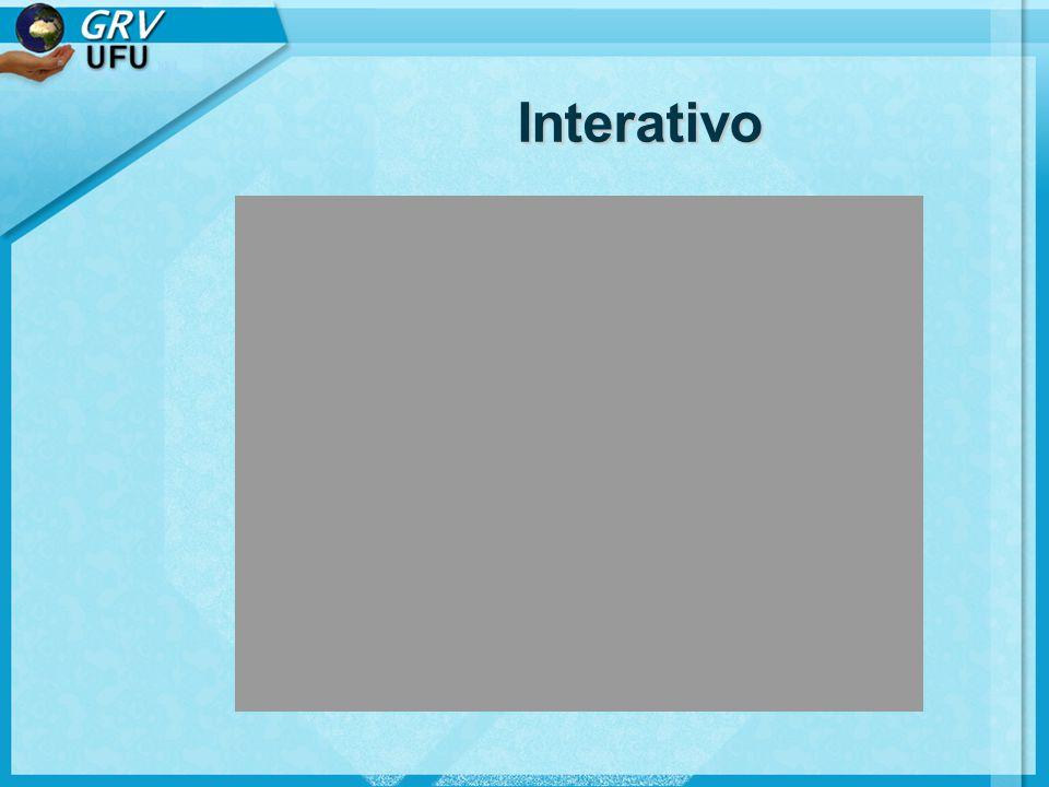 Desenvolvendo AVs •Exigências –AV: deve ser adaptado para a tarefa •Avaliar questões de interface •Avaliar fatores humanos •Avaliar o projeto em si •Limites de desempenho – conflito com as anteriores!!!