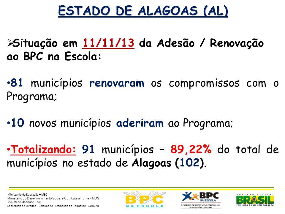 ORIENTAÇÕES PARA ADESÃO 2011-2014  Para aderir ao Programa BPC na Escola todos (as) os (as) Prefeitos (as) deverão realizar o preenchimento eletrônic