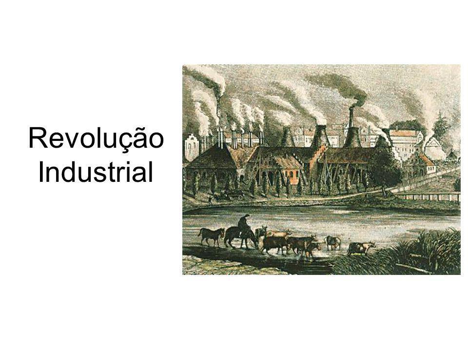 Desenvolvimento dos processos industriais •Exploração colonialista e mercantilista: acumulação primitiva de capitais.