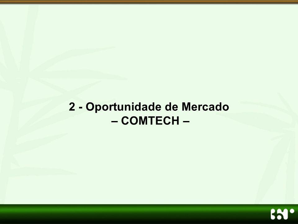2 - Oportunidade de Mercado – COMTECH –