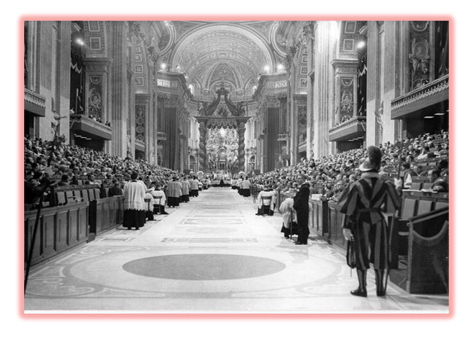 O diaconato permanente foi restabelecido.