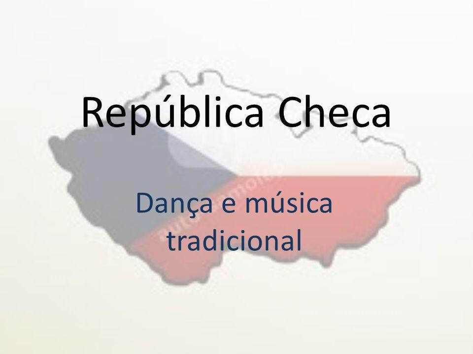 República Checa Dança e música tradicional