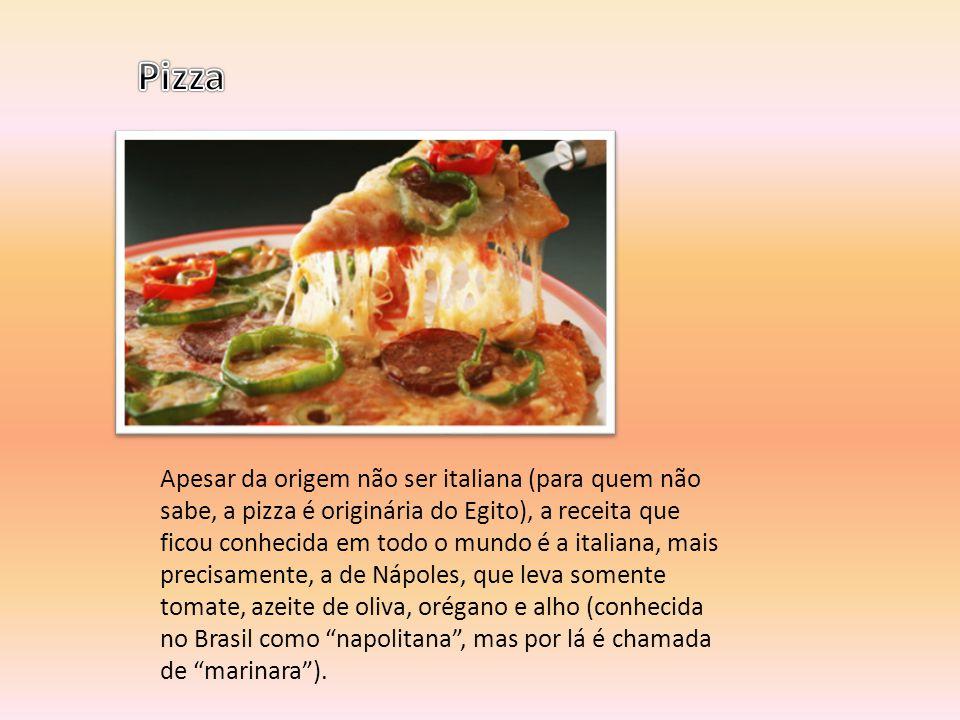 Um dos mais conhecidos tipos de massa, o Gnocchi (ou nhoque/inhoque aqui no Brasil) foi criado há muitos séculos atrás.
