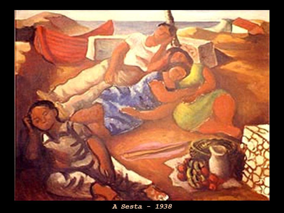 A Sesta - 1938