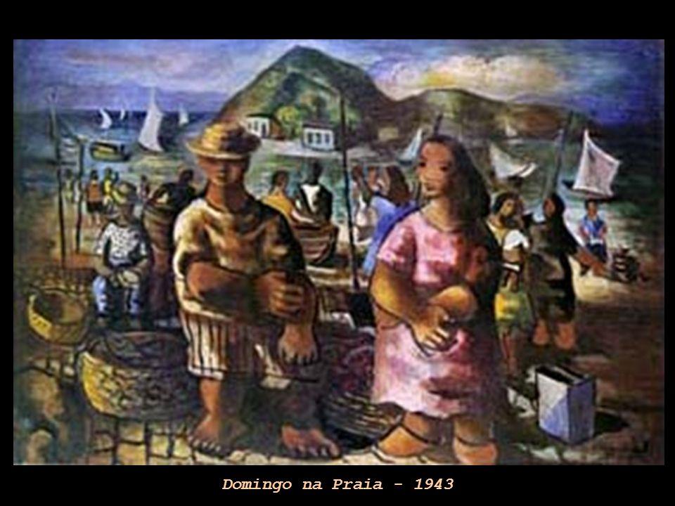 Domingo na Praia - 1943