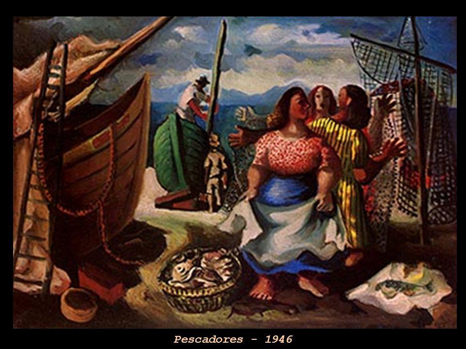 Pescadores - 1946