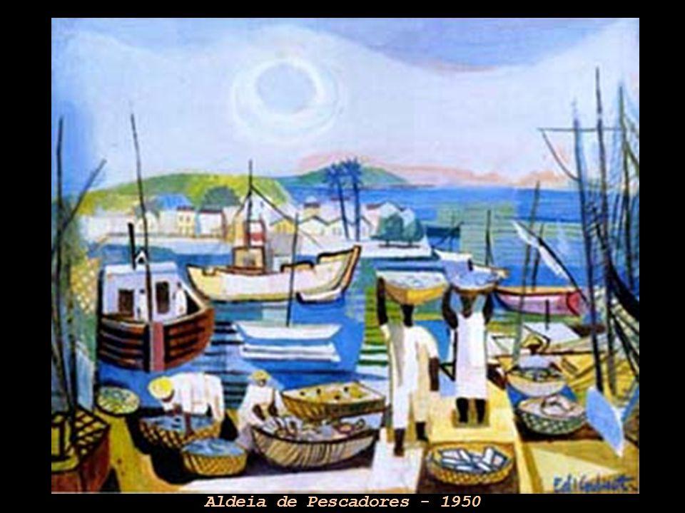 Aldeia de Pescadores - 1950