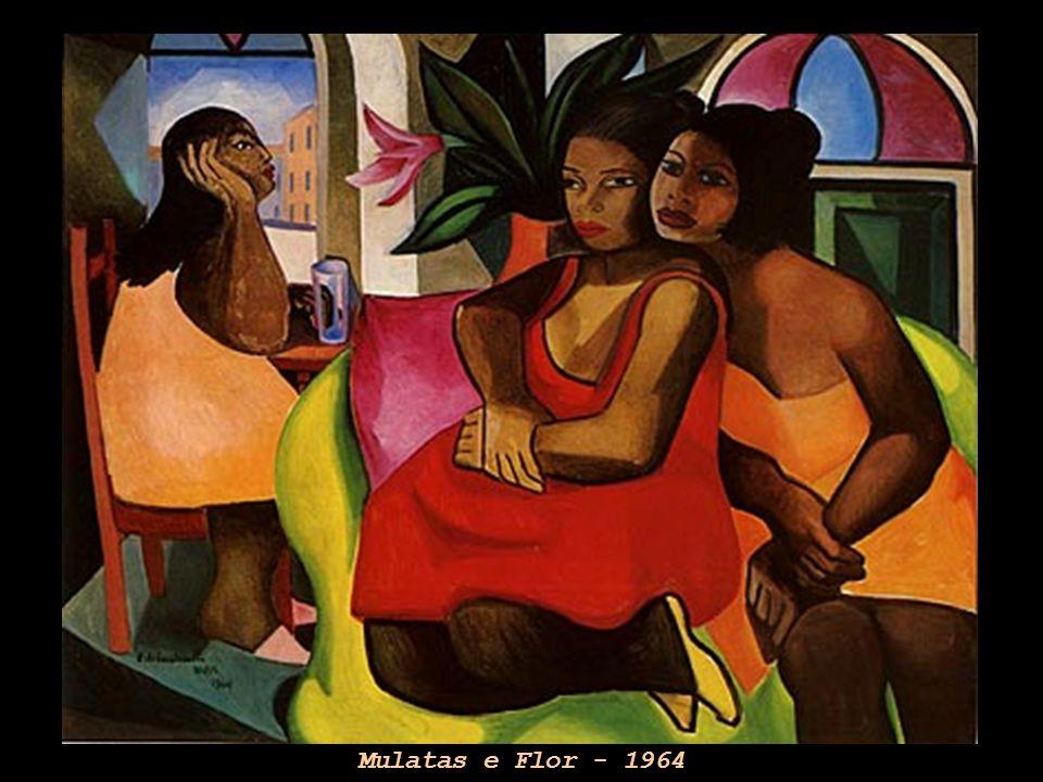 Mulatas e Flor - 1964