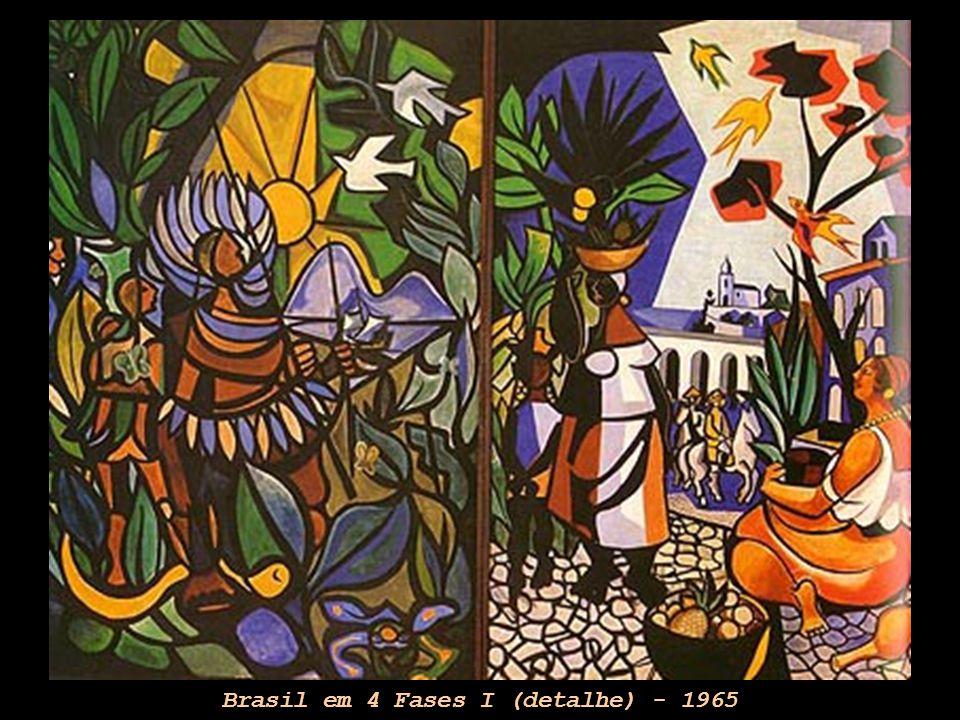 Brasil em 4 Fases I (detalhe) - 1965