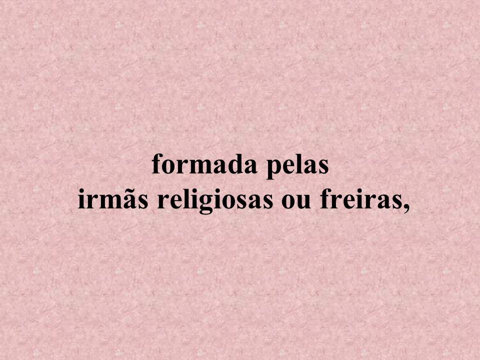 vida religiosa,
