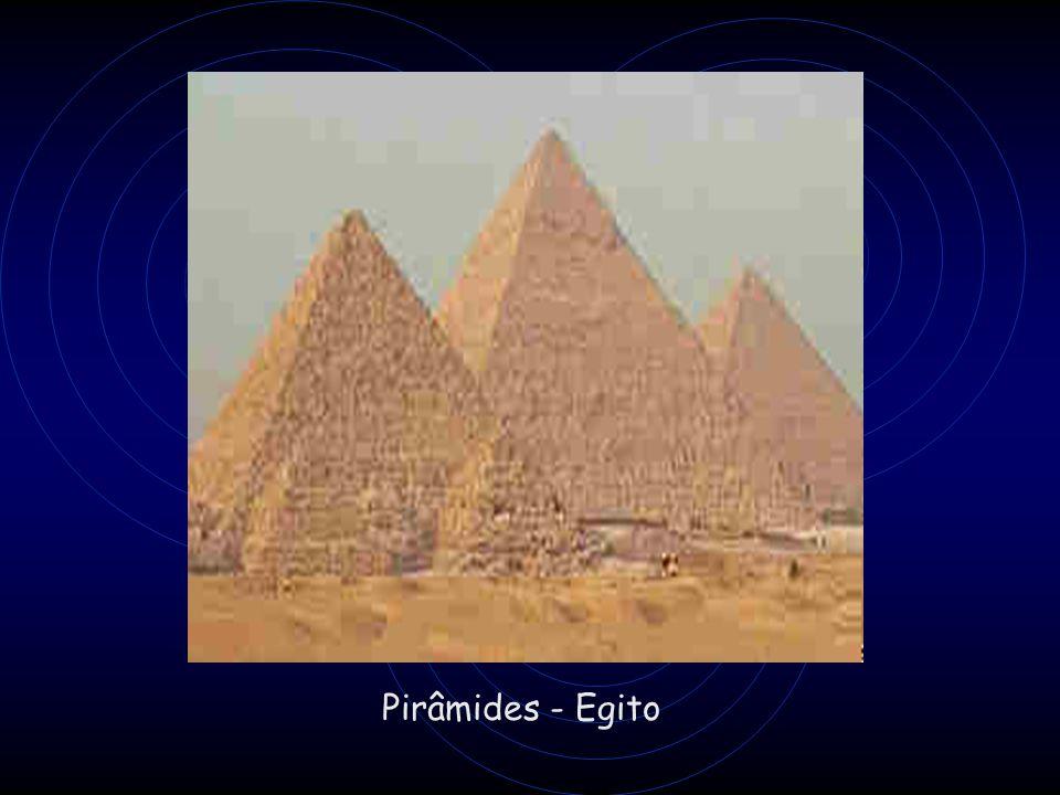 Pirâmides - Egito