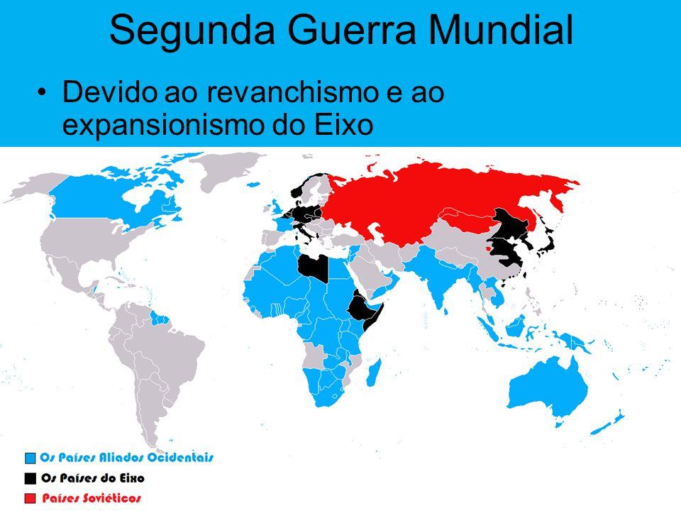 •Estes três países firmaram um acordo militar e expansionista, pois todos tinham objetivos comuns.