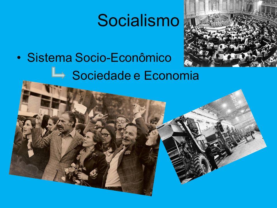 Capitalismo •Características do Capitalismo 7. Divisão de Classes Proletariado e burguesia Classe A Classe B Classe C Classe D Classe E Classe F