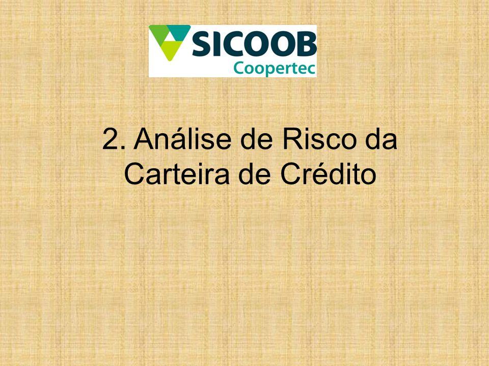 2. Análise de Risco da Carteira de Crédito
