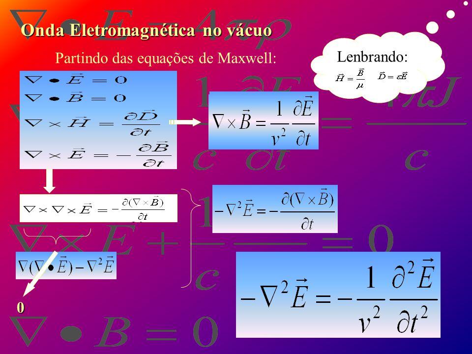1771 - Cavendish 1785 - Coulomb 1831 - Faraday 1864 Deslocamento elétrico: Intensidade magnética: Corrente de condução Corrente de convecção
