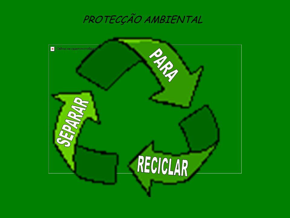 PROTECÇÃO AMBIENTAL