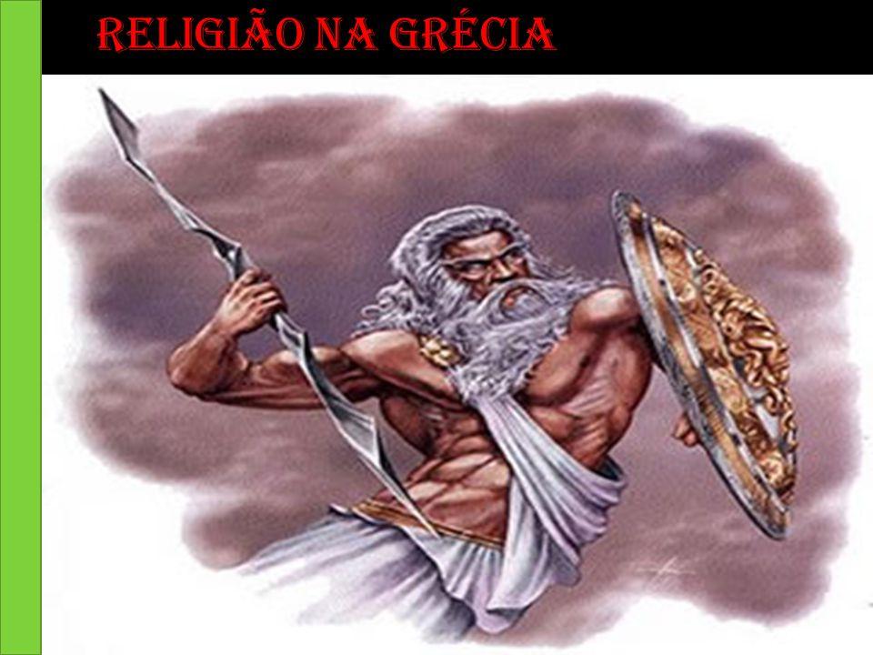 Religião na Grécia
