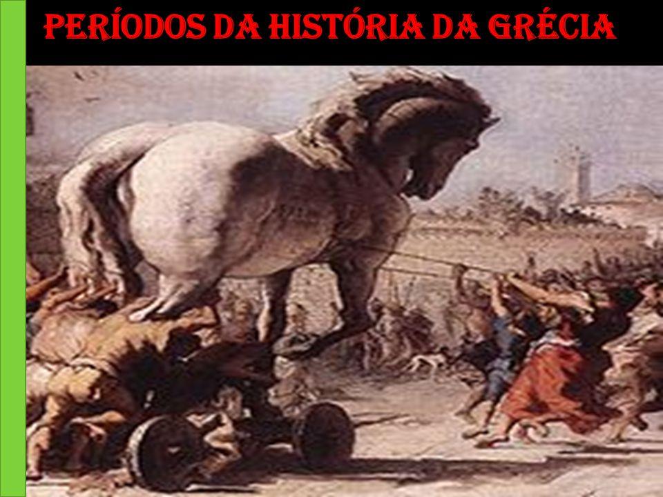 Períodos da História da Grécia