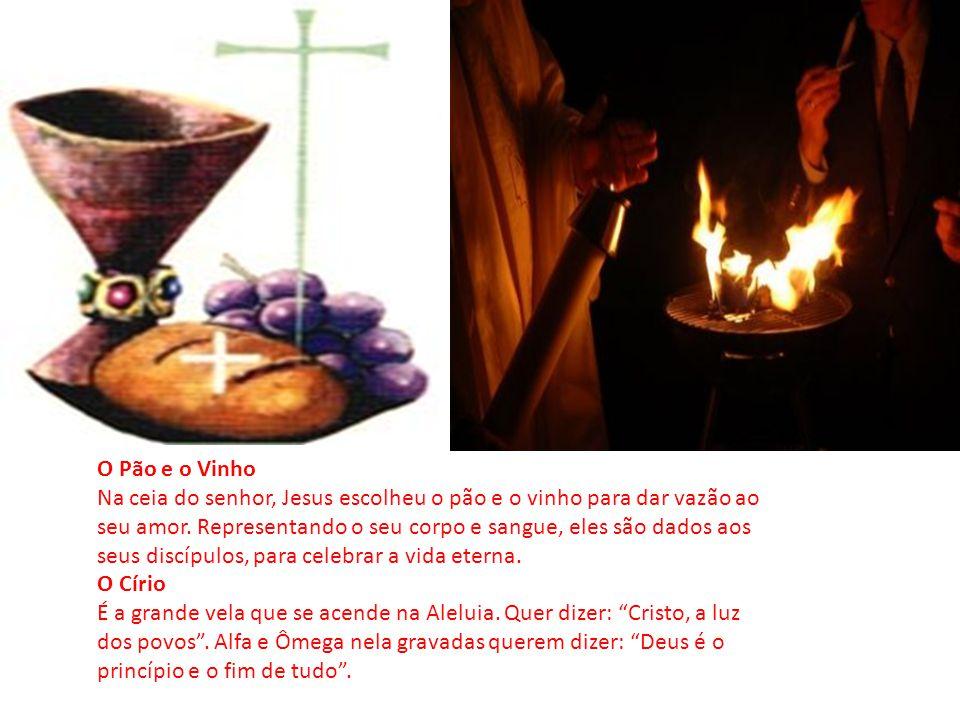 A Cruz da Ressurreição Traduz, ao mesmo tempo, sofrimento e ressurreição.