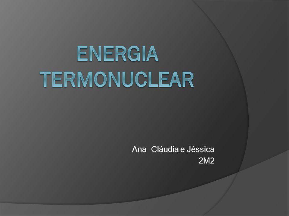 Energia nuclear ou termonuclear é a energia liberada numa reação nuclear, ou seja, em processos de transformação de núcleos atômicos.