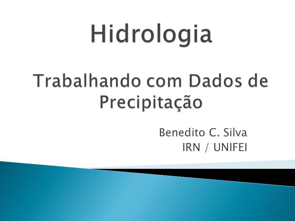 Benedito C. Silva IRN / UNIFEI