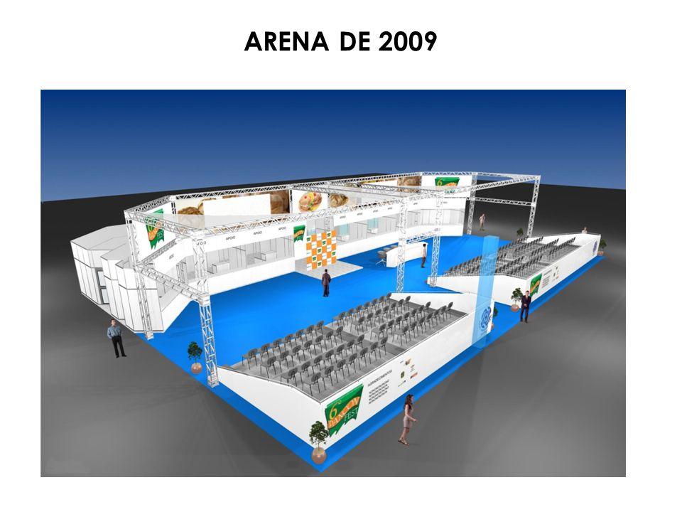 ARENA DE 2009